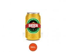 MAHOU SIN ALCOHOL LATA 33CL
